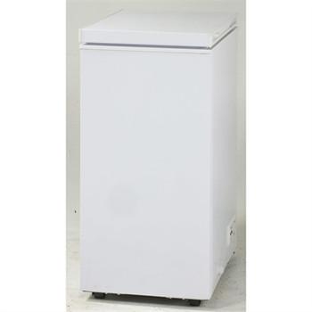 2.5CF Chest Freezer White