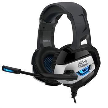 Stereo USB Gaming Hdset Mic