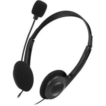 Stereo Headset w Microphone