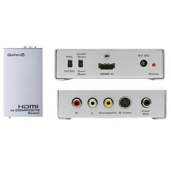 HDMI Composite S Video Scaler