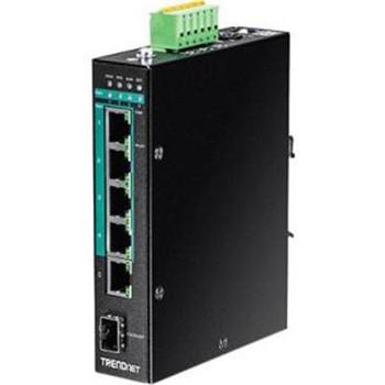 6Pt HI Gigabit POEPlus Switch