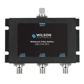 Splitter 3 Way 4.8 F Connector