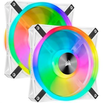 iCUE QL140 RGB White - CO9050106WW