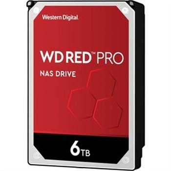 """WD 6TB 3.5"""" SATA 256 MB RED"""