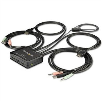 2 Port HDMI KVM Switch 4K60