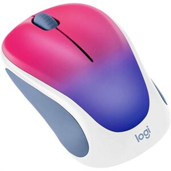 Design Wrlss Mouse Blue Blush