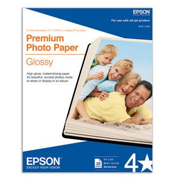 Premium Glossy Photo Ppr 11x14