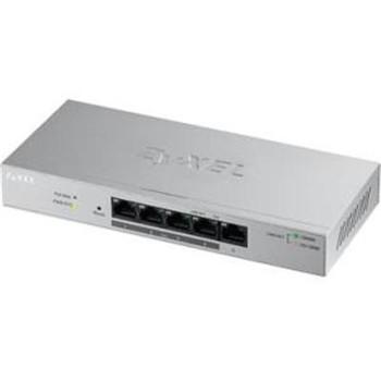 5 Port GbE PoE Managed Switch