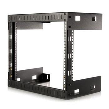 8U Open Frame Equipment Rack - RK812WALLO