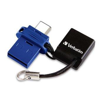 64GB StoreNGo Dual USBFlash BL