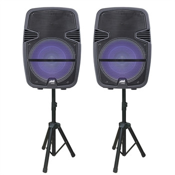 Dual BT Speakers - NDS1518D
