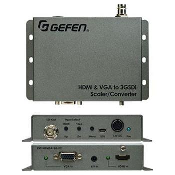 HD VGA to 3GSDI Scaler Convert