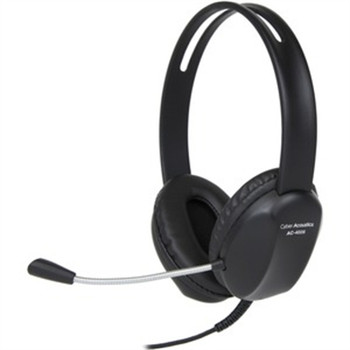 USB Stereo headset braided crd