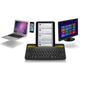 BT Multi Device Keybrd Blk