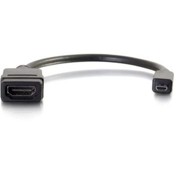 HDMI MicroM to HDMI F Adptr