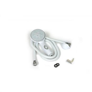Shower Hd White w hose - 43714
