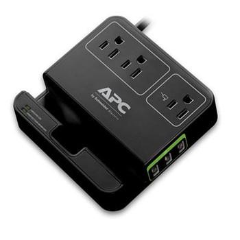 Surge 3 outlts 3 USB 120V