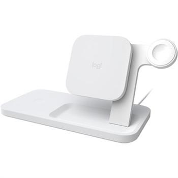 Wireless Charging 3in1 DockWHT