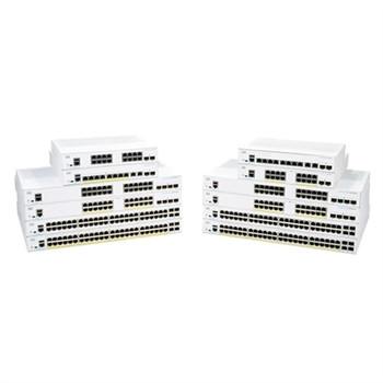 CBS250 Managed 24-port GE, PoE - CBS25024P4GNA