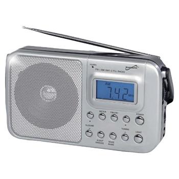 Portable 4-Band AM/FM/SW 1-2 Radio