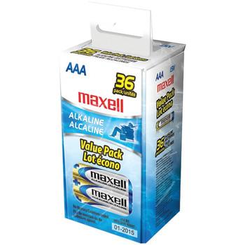 Alkaline Batteries (AAA; 36 pk; Box)