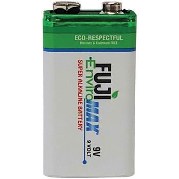 EnviroMax(TM) 9-Volt Super Alkaline Battery