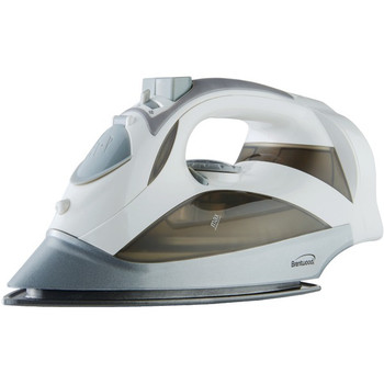 Steam Iron with Retractable Cord
