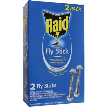 Jumbo Fly Sticks, 2 pk