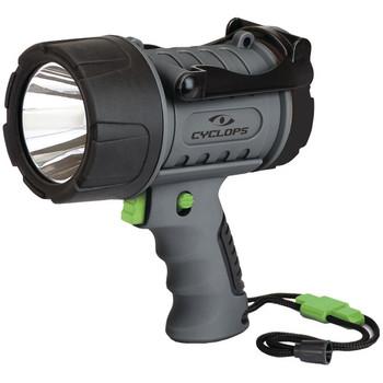 200-Lumen Rechargeable Waterproof Spotlight
