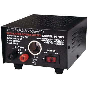 Power Supply (70 Watts Input, 5 Amps Constant)