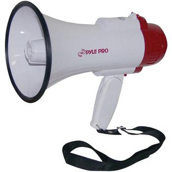 30-Watt Professional Megaphone/Bullhorn