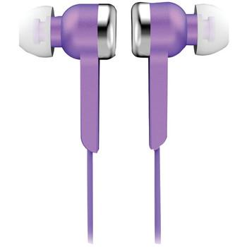 IQ-113 Digital Stereo Earphones (Purple)