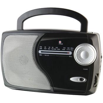 AM/FM/NOAA(R) Weather Radio