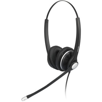 Wideband Binaural Headset