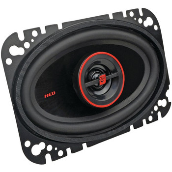 """HED(R) Series 2-Way Coaxial Speakers (4"""" x 6"""", 275 Watts max)"""