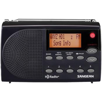 HD Radio(TM)/FM Stereo/AM Portable Radio