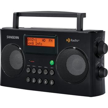 AM/FM HD Portable Radio