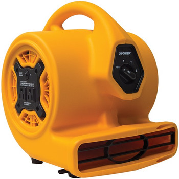 P-130A Compact Air Mover with Daisy Chain