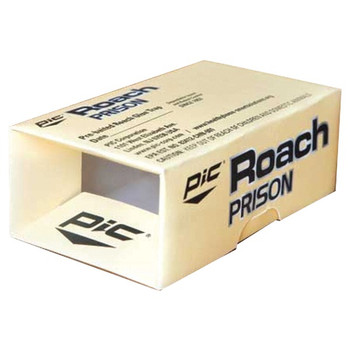 Roach Prison Covered Insect Glue Trap, 2 pk
