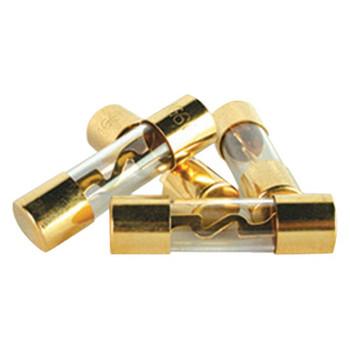 Gold AGU Fuses, 4 pk (80 Amps)