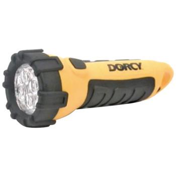 55-Lumen 4-LED Carabiner Waterproof Flashlight