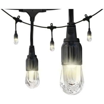 Classic LED Cafe Lights(TM) (18ft; 9 Acrylic Bulbs)