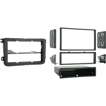 Single- or Double-DIN Installation Multi Kit for 2005 and Up Volkswagen(R)