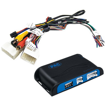 All-in-One Radio Replacement & Steering Wheel Control Interface (For Select Hyundai(R) Vehicles)