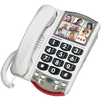 P300(TM) Amplified Corded Photo Phone
