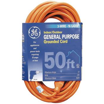 Indoor/Outdoor Extension Cord (50 Feet)
