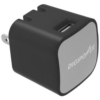 InstaSense(TM) 2.4-Amp Single-USB Wall Charger