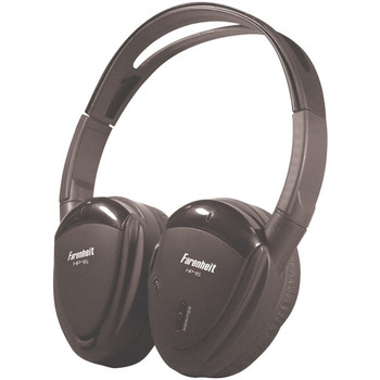 1-Channel Wireless IR Headphones for Power Acoustik(R) Mobile A/V Systems