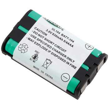 BATT-104 Rechargeable Replacement Battery