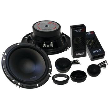 "XED Series 5.25"" 300-Watt 2-Way Component Speaker System"